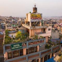 Отель Pomelo House Непал, Катманду - отзывы, цены и фото номеров - забронировать отель Pomelo House онлайн балкон