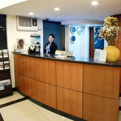 Отель Fersal Hotel - Manila Филиппины, Манила - отзывы, цены и фото номеров - забронировать отель Fersal Hotel - Manila онлайн интерьер отеля