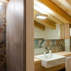 Hotel The Originals Borgo Eibn Mountain Lodge (ex Relais du Silence) Саурис ванная фото 2