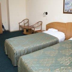 Гостиница Саяны 2* Стандартный номер 2 отдельные кровати фото 7