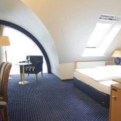 Upstalsboom Hotel Friedrichshain комната для гостей фото 2