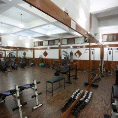 Отель Pokhara Grande Непал, Покхара - отзывы, цены и фото номеров - забронировать отель Pokhara Grande онлайн фитнесс-зал фото 2
