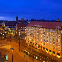 Отель Le Méridien Grand Hotel Nürnberg Германия, Нюрнберг - 1 отзыв об отеле, цены и фото номеров - забронировать отель Le Méridien Grand Hotel Nürnberg онлайн фото 11