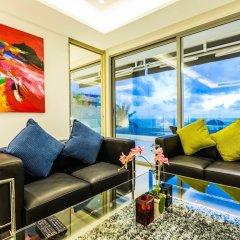 Отель The View Phuket Таиланд, Пхукет - отзывы, цены и фото номеров - забронировать отель The View Phuket онлайн интерьер отеля фото 2