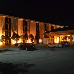 Отель Motel 6 Columbus North/Polaris Колумбус вид на фасад