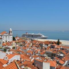 Апартаменты Hello Lisbon Castelo Apartments пляж