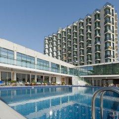 Отель Club Esse Mediterraneo Италия, Монтезильвано - отзывы, цены и фото номеров - забронировать отель Club Esse Mediterraneo онлайн бассейн
