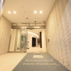 Richmond Hotel Tokyo Suidobashi фитнесс-зал