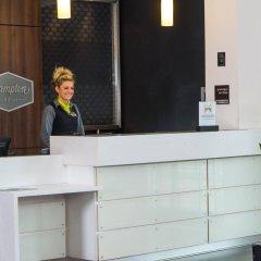 Отель Hampton by Hilton Liverpool City Center Великобритания, Ливерпуль - отзывы, цены и фото номеров - забронировать отель Hampton by Hilton Liverpool City Center онлайн интерьер отеля