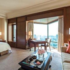 Отель The Peninsula Bangkok Таиланд, Бангкок - 1 отзыв об отеле, цены и фото номеров - забронировать отель The Peninsula Bangkok онлайн комната для гостей фото 2