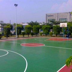 Guangzhou Mingyue Hotel спортивное сооружение