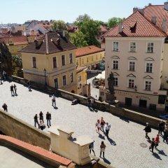 Hotel U Tri Pstrosu Прага фото 2