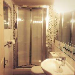 Tourian Lounge Hotel ванная