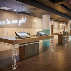 Отель Jurys Inn Manchester City Centre Великобритания, Манчестер - отзывы, цены и фото номеров - забронировать отель Jurys Inn Manchester City Centre онлайн интерьер отеля фото 3