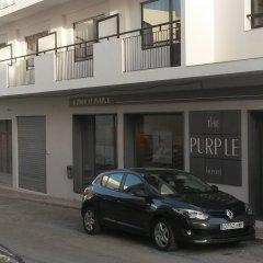 Отель The Purple by Ibiza Feeling - LGBT Only парковка