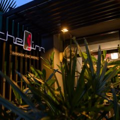 Хостел CheQinn Бангкок вид на фасад