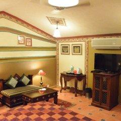 Отель Chokhi Dhani Resort Jaipur комната для гостей фото 5