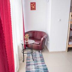 Хостел Skaz балкон