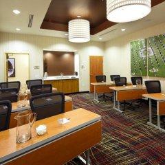 Отель SpringHill Suites by Marriott Columbus OSU интерьер отеля фото 2