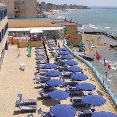 Grand Hotel Dei Cesari пляж фото 2