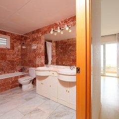 Отель Blanes Beach Испания, Бланес - отзывы, цены и фото номеров - забронировать отель Blanes Beach онлайн ванная фото 2