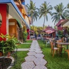 Отель OYO 12902 Home Vibrant Stay Candolim Гоа помещение для мероприятий