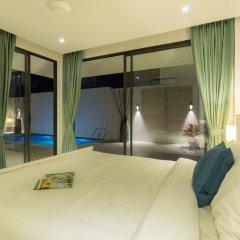 Отель Sam-kah Villa Jade Таиланд, Самуи - отзывы, цены и фото номеров - забронировать отель Sam-kah Villa Jade онлайн комната для гостей фото 4