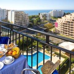 Отель Smartline Club Amarilis Португалия, Портимао - отзывы, цены и фото номеров - забронировать отель Smartline Club Amarilis онлайн балкон