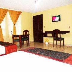 Отель Suites Los Jicaros удобства в номере
