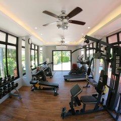 Отель Lanta Sand Resort & Spa фитнесс-зал фото 3