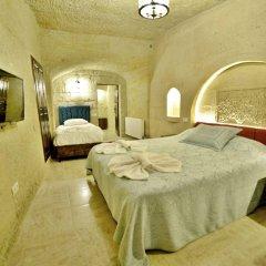 Dedeli Konak Cave Hotel Ургуп комната для гостей фото 2