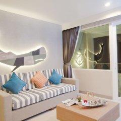 Апарт-Отель Ratana Kamala комната для гостей фото 21