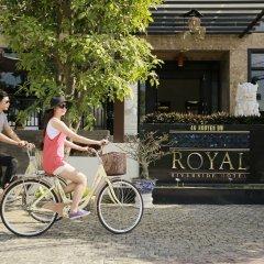 Royal Riverside Hoi An Hotel спа