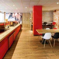 Отель ibis Brussels City Centre Бельгия, Брюссель - 2 отзыва об отеле, цены и фото номеров - забронировать отель ibis Brussels City Centre онлайн питание фото 2