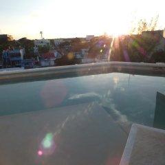 Отель Sahara Мексика, Плая-дель-Кармен - отзывы, цены и фото номеров - забронировать отель Sahara онлайн бассейн