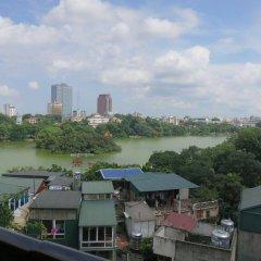 Отель The Artisan Lakeview Hotel Вьетнам, Ханой - 2 отзыва об отеле, цены и фото номеров - забронировать отель The Artisan Lakeview Hotel онлайн приотельная территория