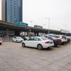 Отель Suzhou Jinlong Huating Business Hotel Китай, Сучжоу - отзывы, цены и фото номеров - забронировать отель Suzhou Jinlong Huating Business Hotel онлайн парковка