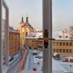 Отель Residence Agnes Прага балкон