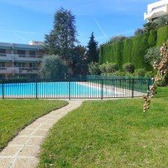 Отель Ciel de Fabron Франция, Ницца - отзывы, цены и фото номеров - забронировать отель Ciel de Fabron онлайн бассейн