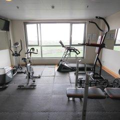 Отель Vertice Roomspace Madrid фитнесс-зал