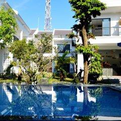 Tran Family Villas Boutique Hotel бассейн