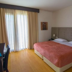 Отель Blue Bay сейф в номере
