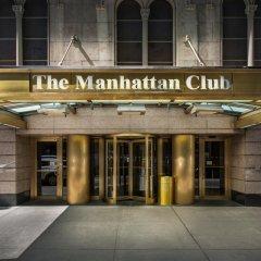 Отель The Manhattan Club США, Нью-Йорк - отзывы, цены и фото номеров - забронировать отель The Manhattan Club онлайн вид на фасад фото 2
