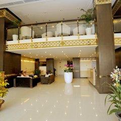 Hanoi Golden Hotel интерьер отеля