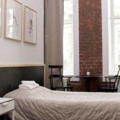 Гостиница Литейный комната для гостей фото 4