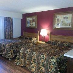 Отель 401 Inn Канада, Бурнаби - отзывы, цены и фото номеров - забронировать отель 401 Inn онлайн комната для гостей фото 4