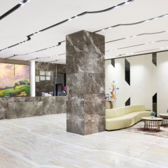 Lavande Hotel (Guangzhou Science City Lianhe) интерьер отеля фото 3