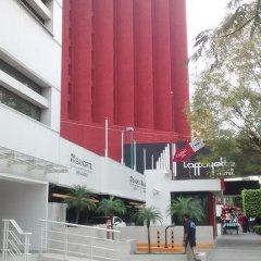 Отель LAFFAYETTE Гвадалахара балкон