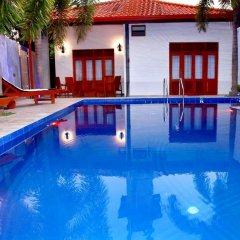 Отель Villa 171 bentota Шри-Ланка, Берувела - отзывы, цены и фото номеров - забронировать отель Villa 171 bentota онлайн бассейн