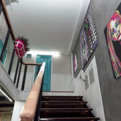 Арт-отель Artway интерьер отеля